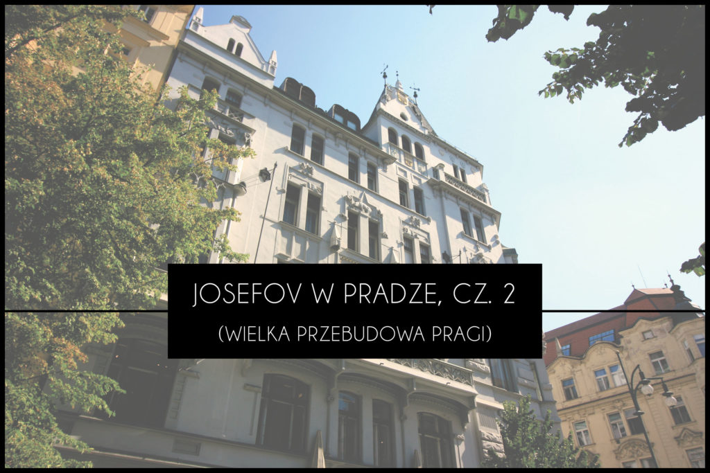 Praga josefov cz. 2