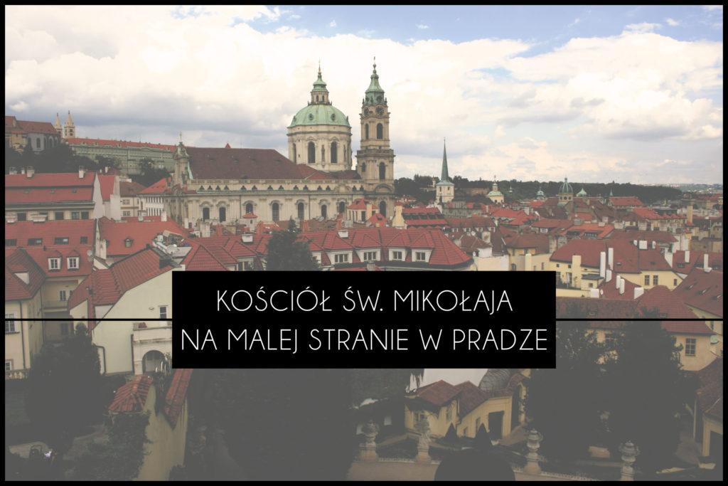 Praga kosciol mikolaja