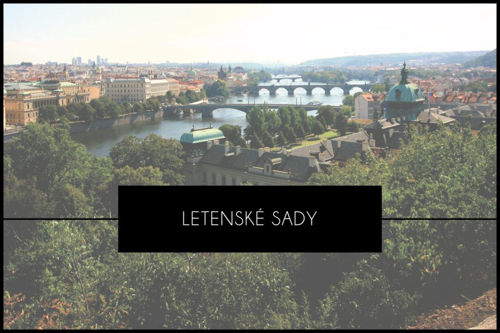 Praga letenske sady