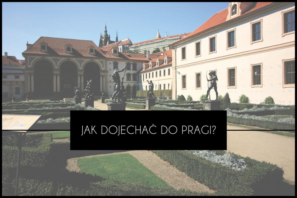 Praga dojazd