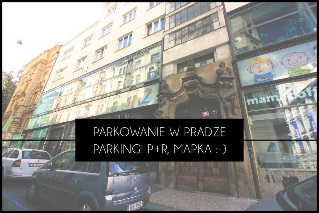 Praga parkingi