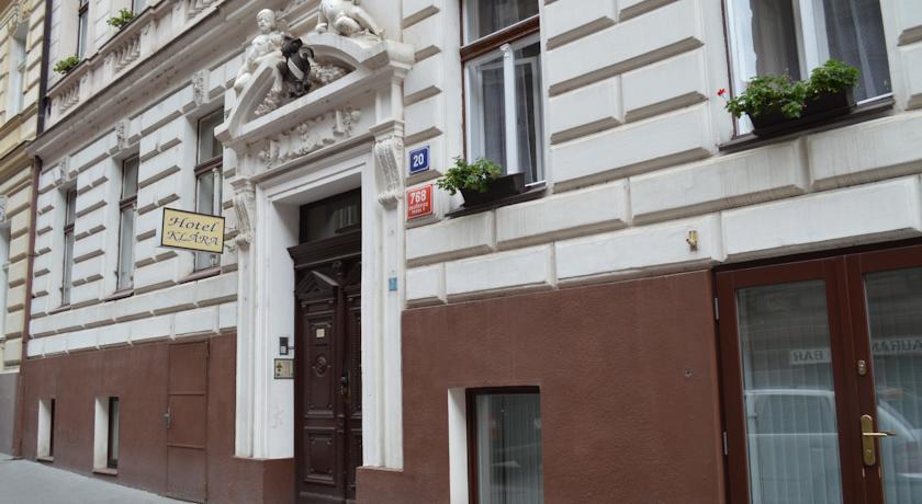 Praga, Hotel Klara ***