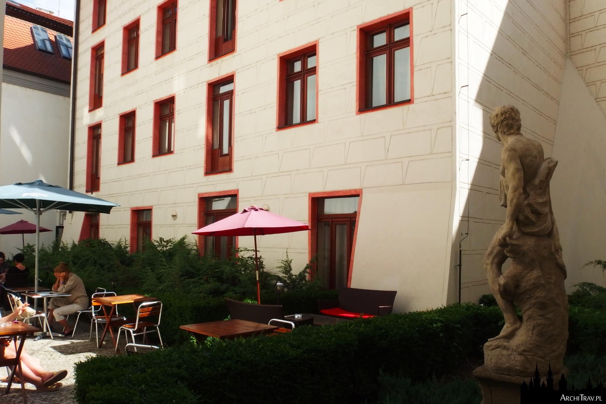 Praga, Hotel Elite ****