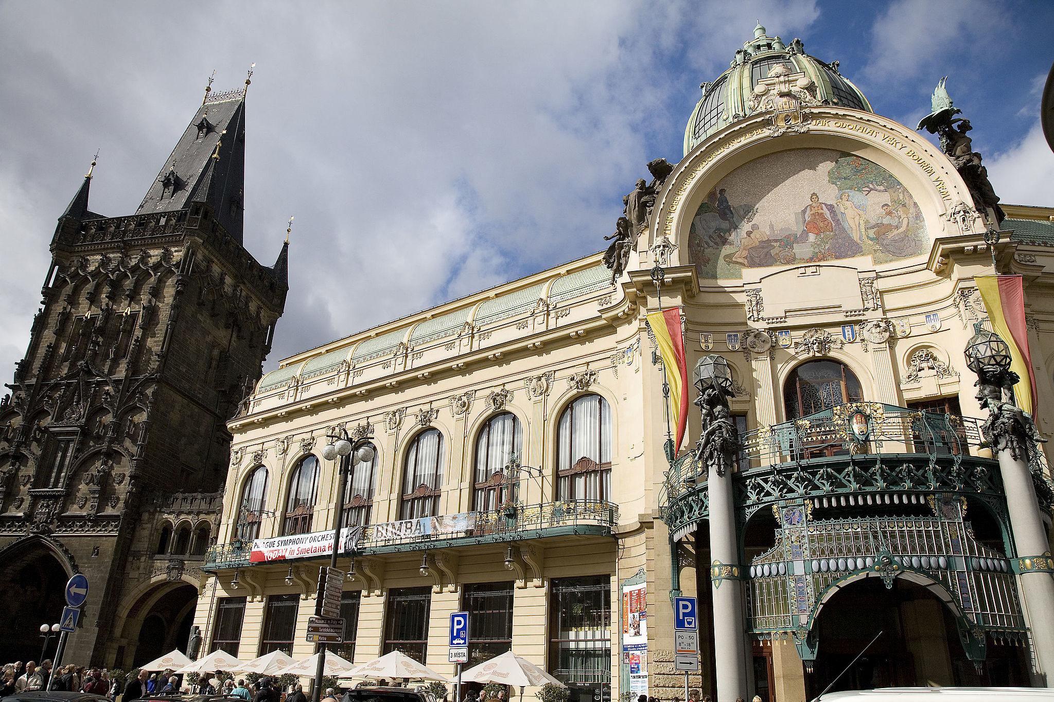 Obecni Dum Praga