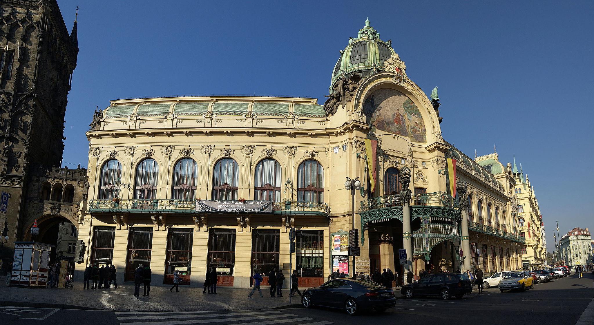 Praga Obecni Dum