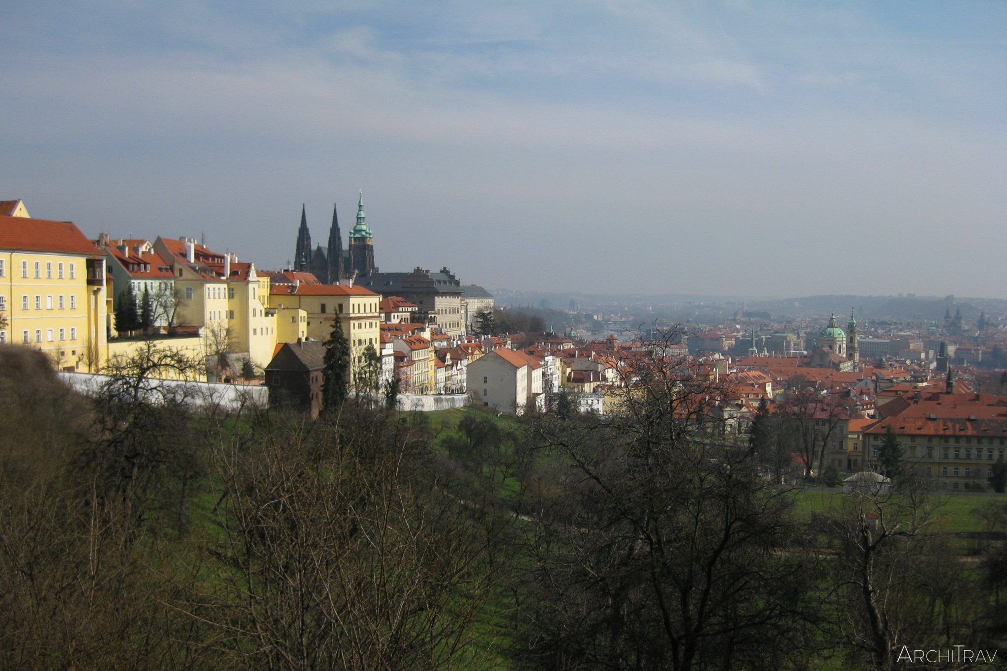 Praga ogrody