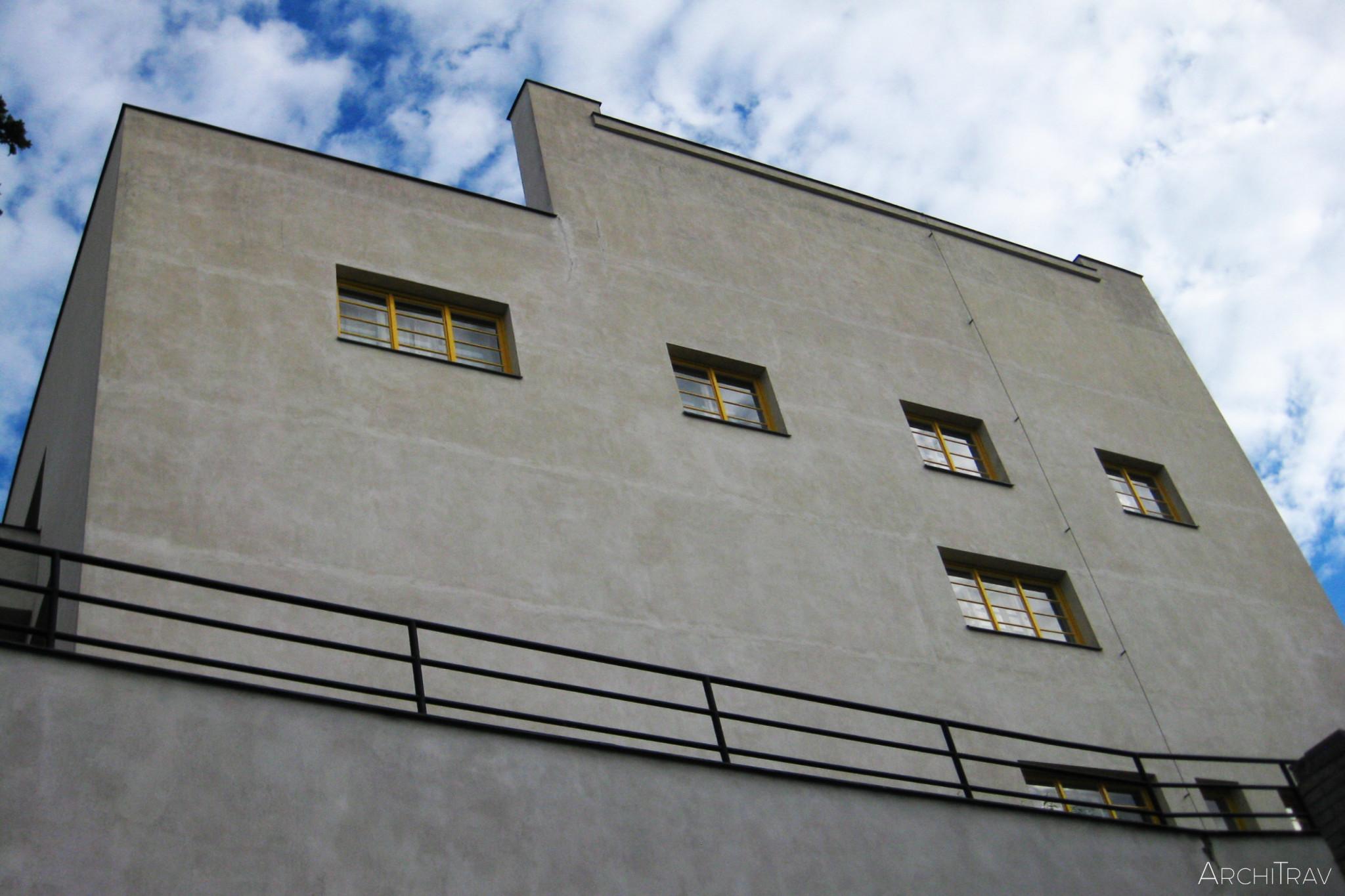 Willa Mullerów w Pradze 3