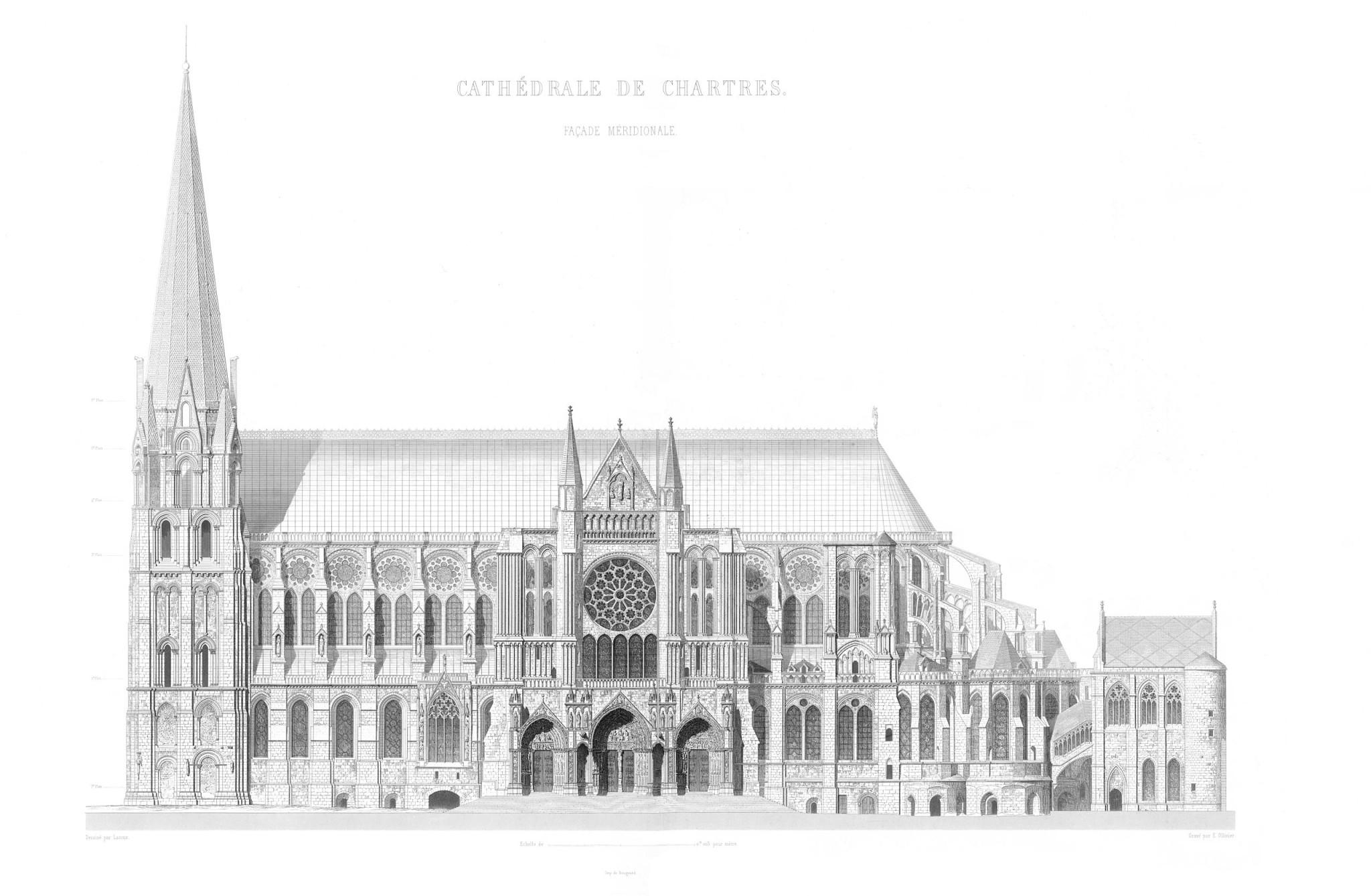 katedra w Chartres 3