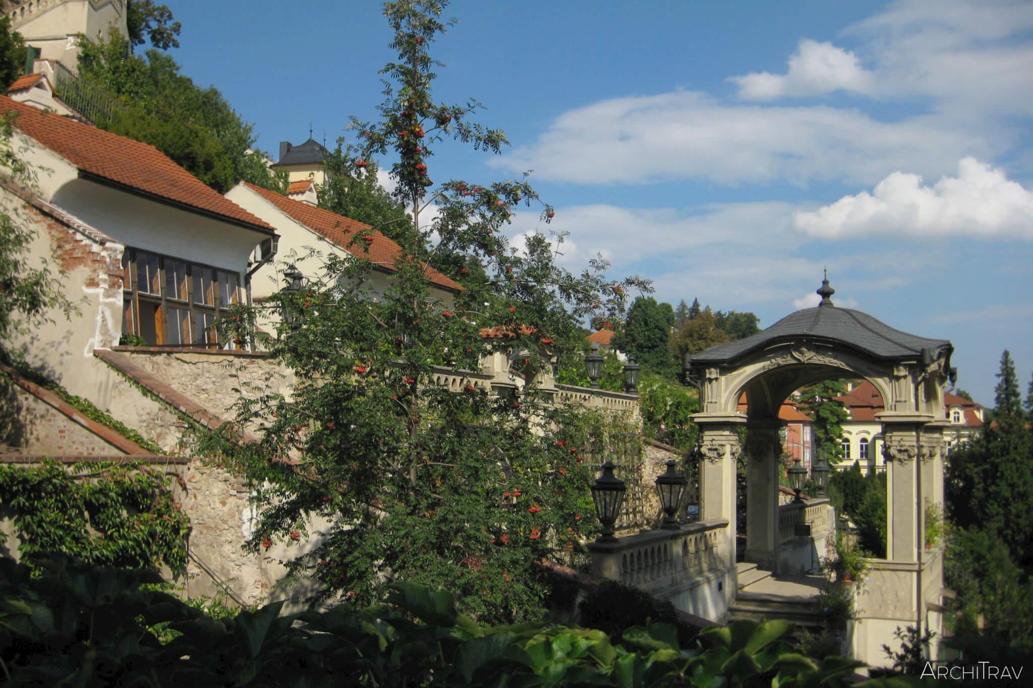 Furstenberska Zahrada