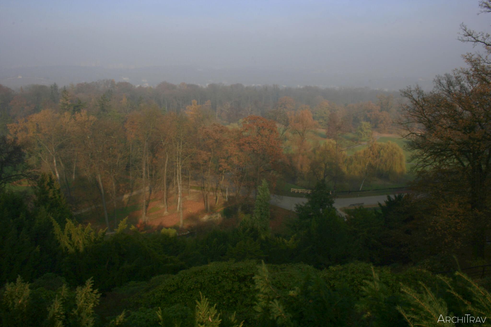 Park Stromovka jesien 3