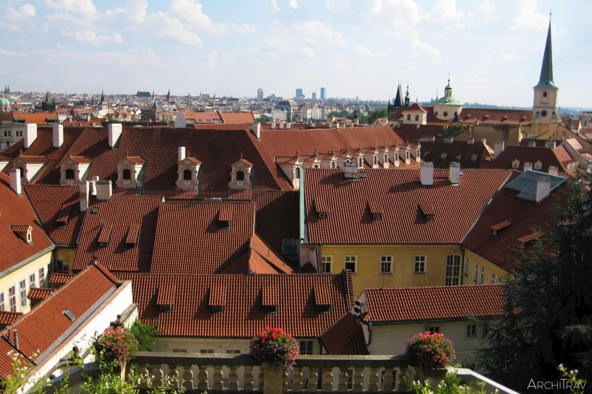 panorama Pragi 2
