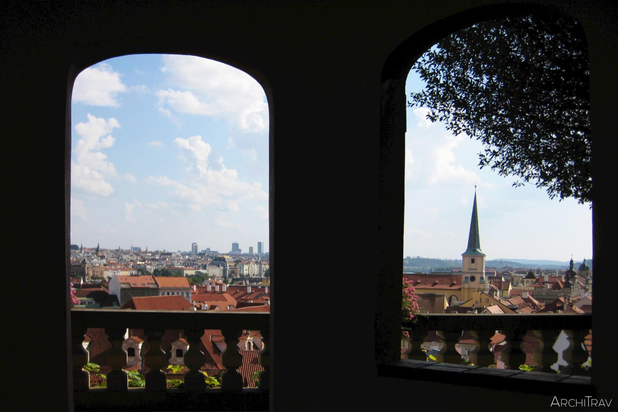 panorama Pragi 3