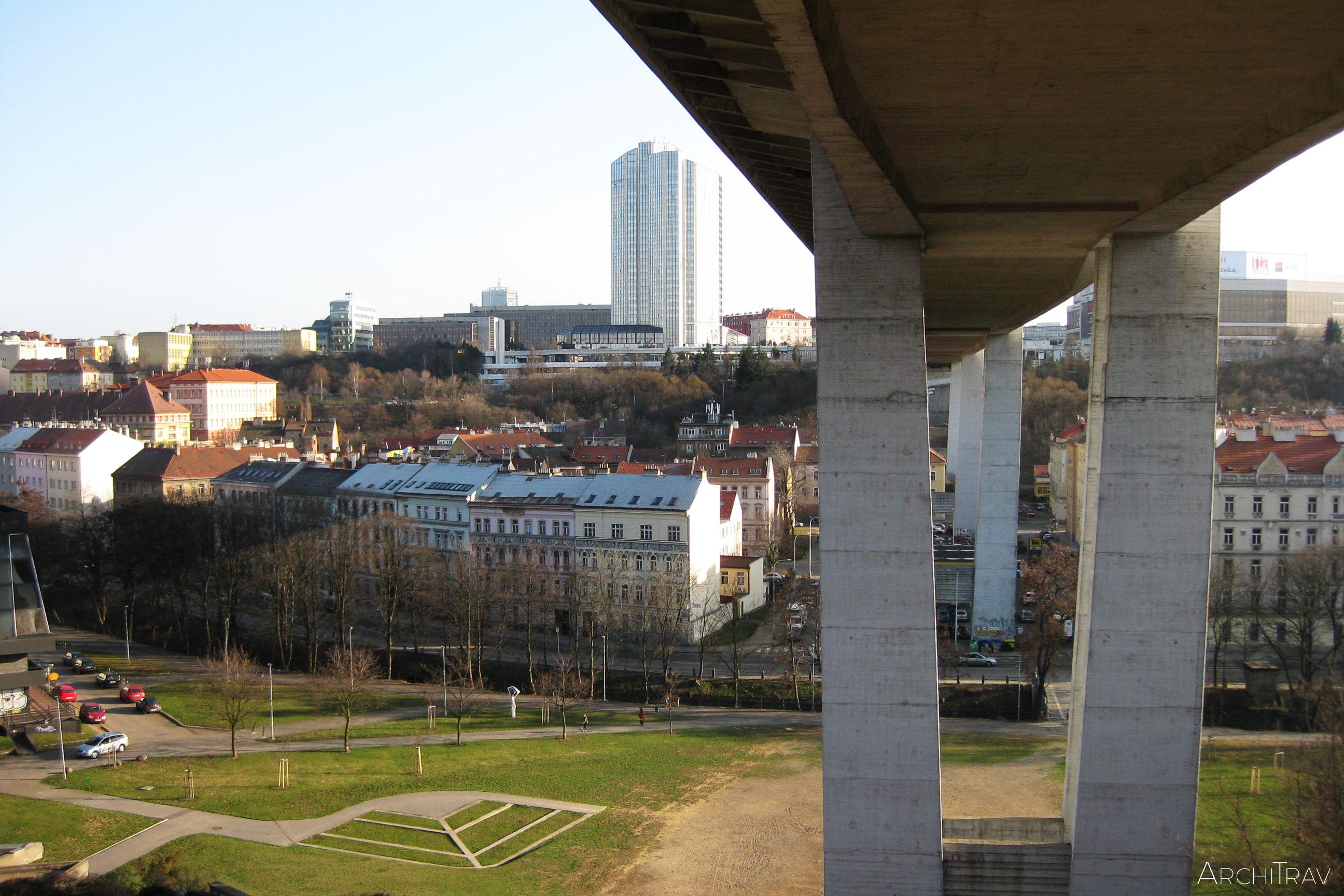 Most Nuselsky Praha