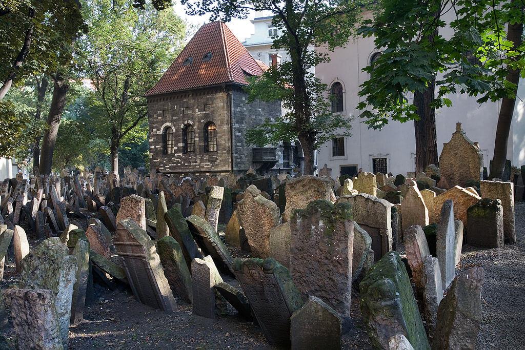 Stary zidovsky hrbitov 2
