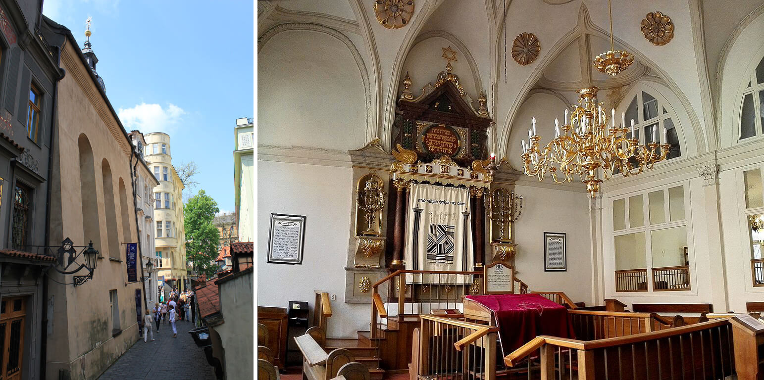 synagoga Vysoka