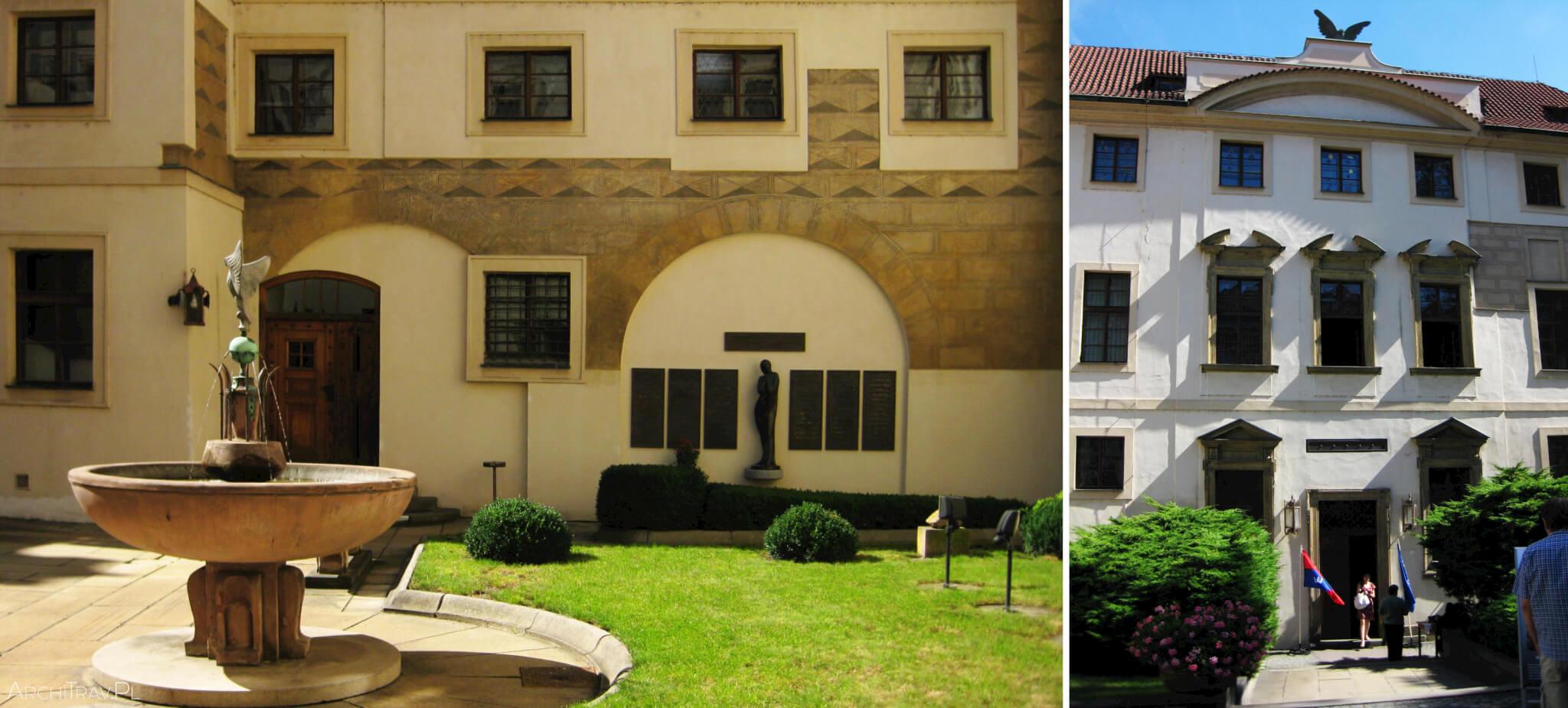 Michnuv palac Praha 2