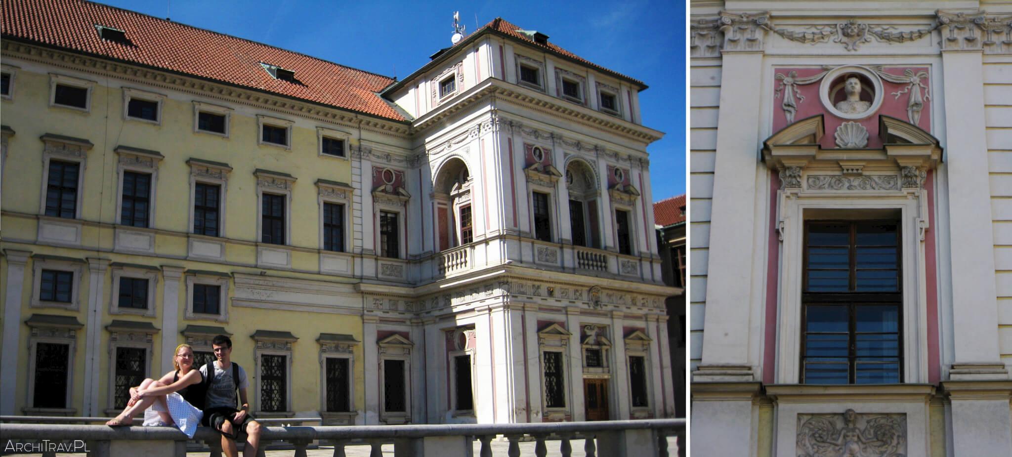 Michnuv palac Praha