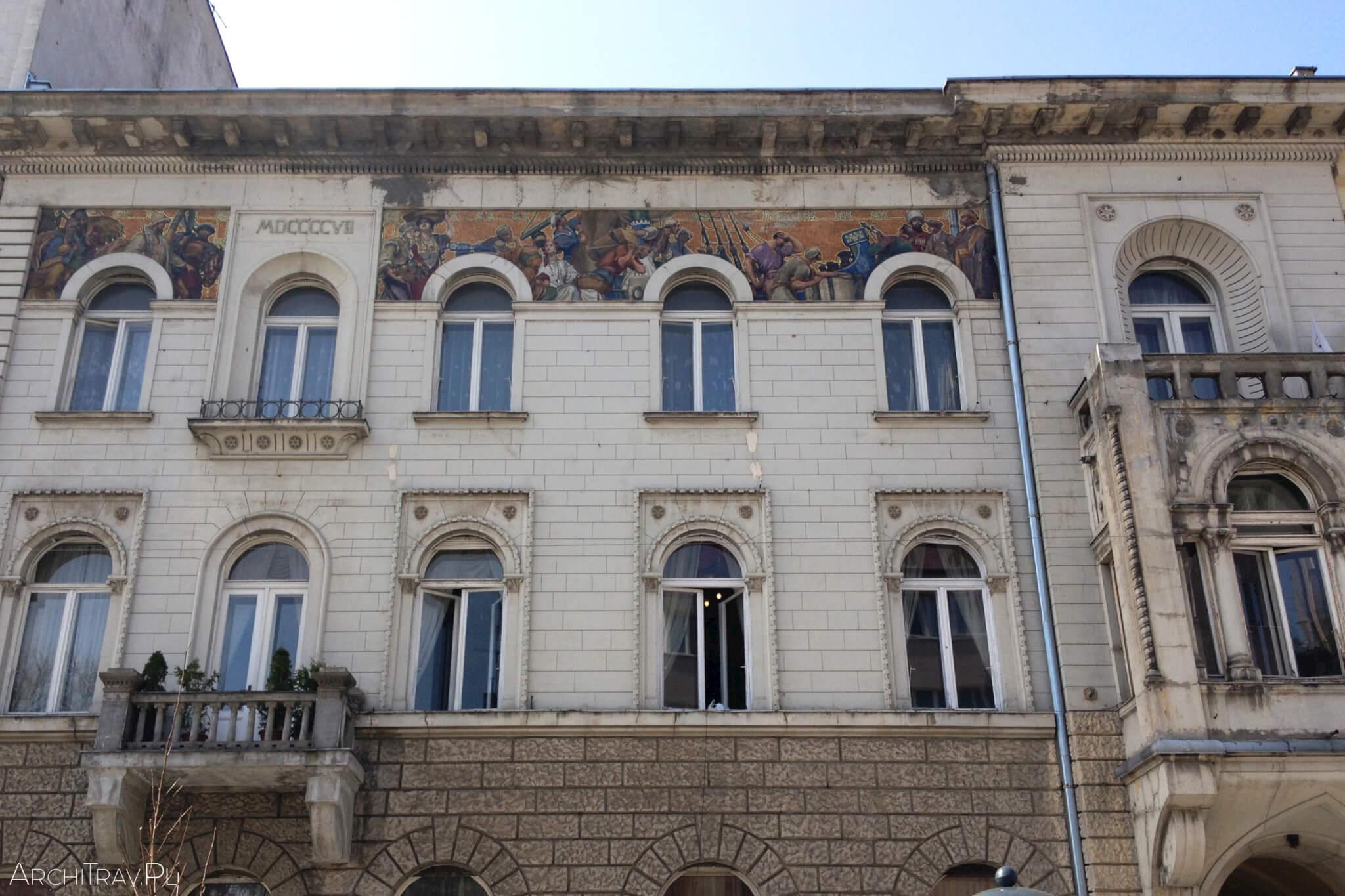 Palac Juliusza Kindermanna przy ul. Piotrkowskiej 137 139 Lodz