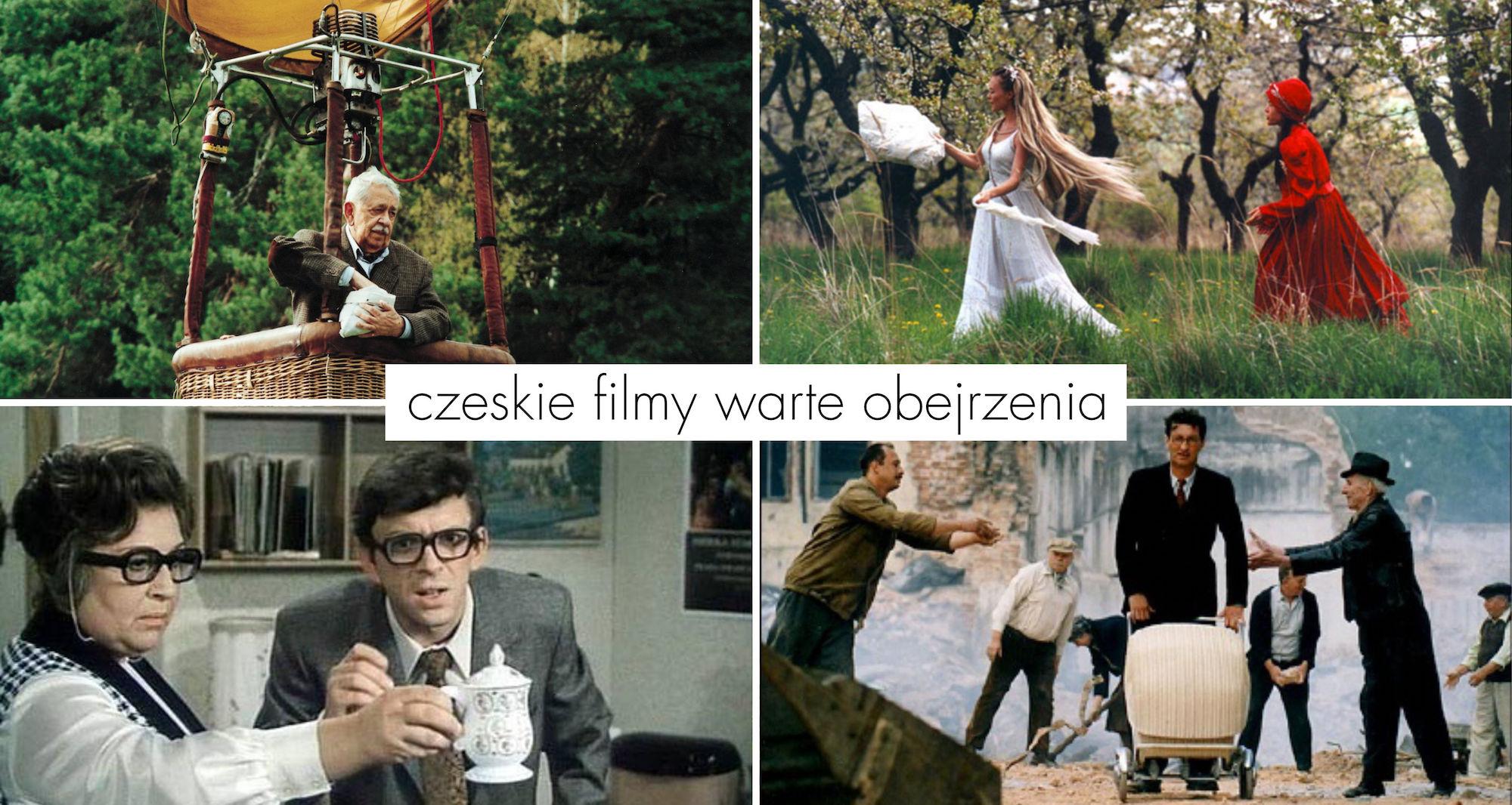 czeskie filmy warte obejrzenia