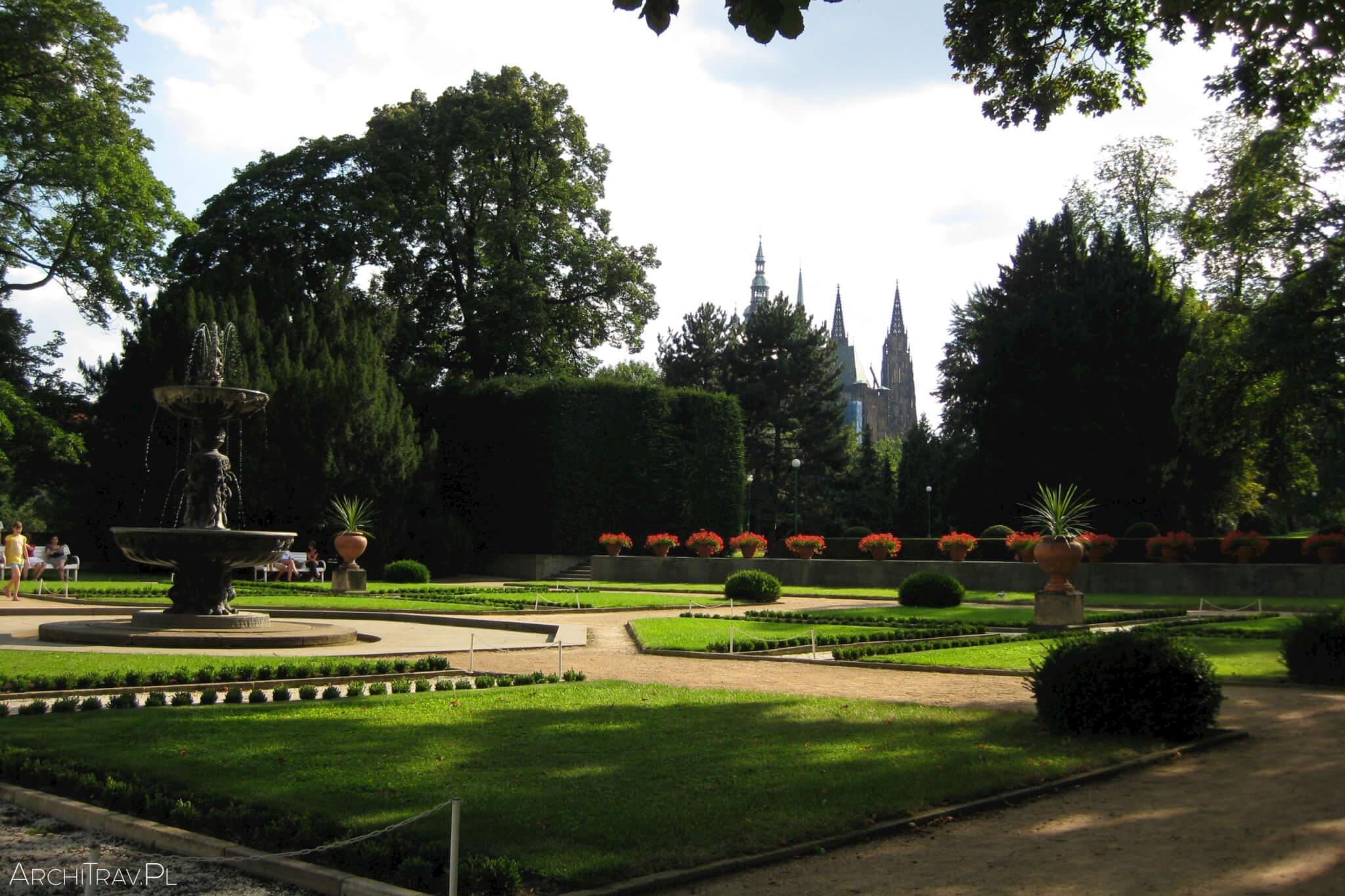 ogrody krolewskie praga
