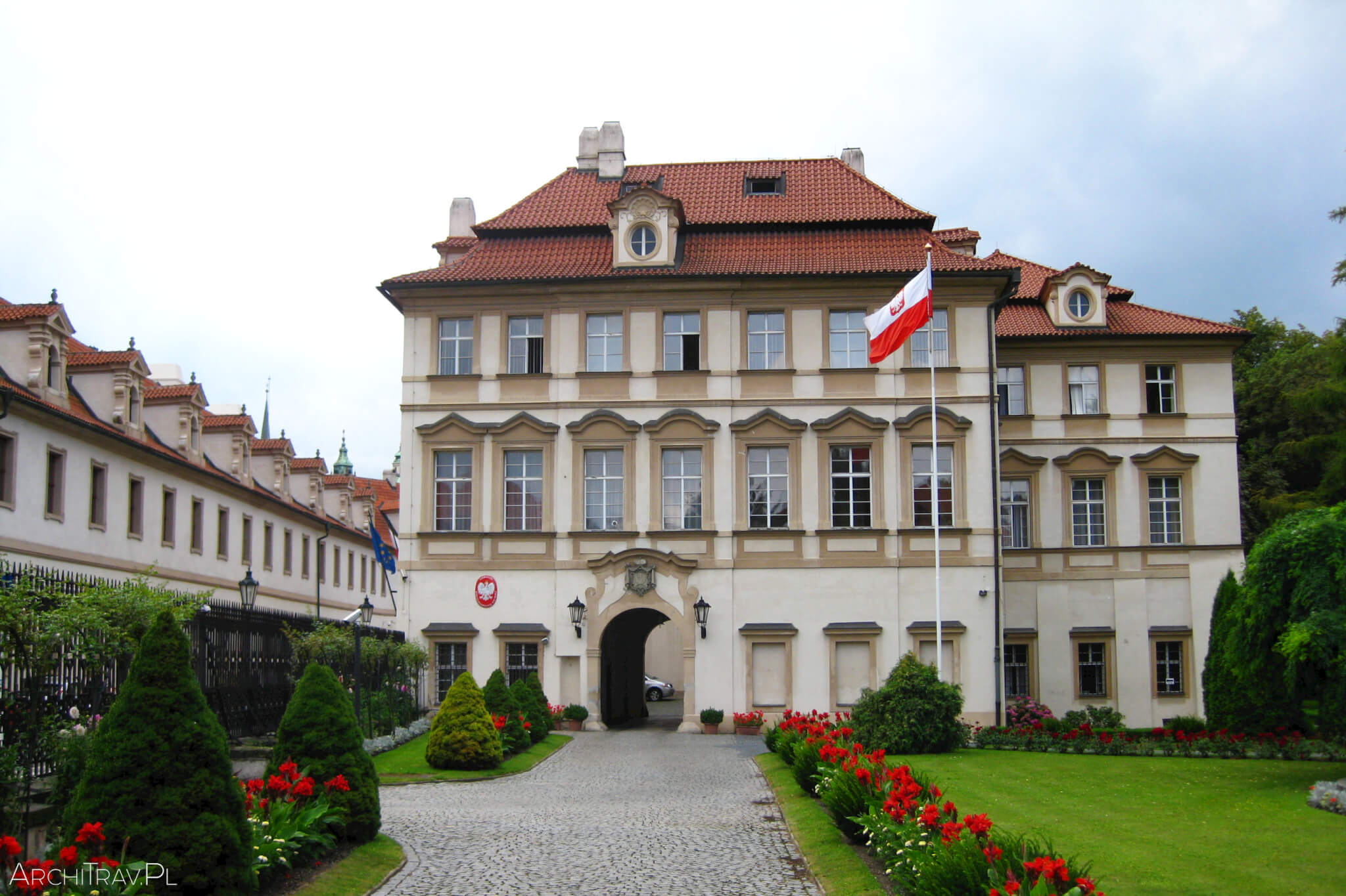 polska ambasada w pradze