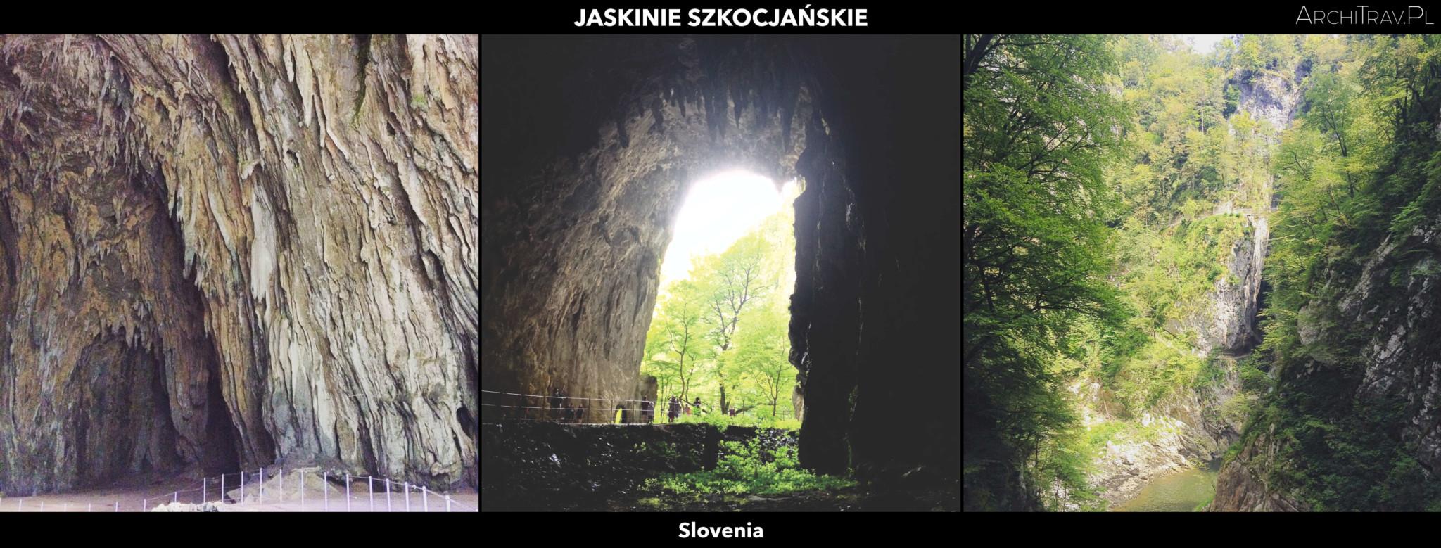 Slowenia Jaskinie Szkocjanskie