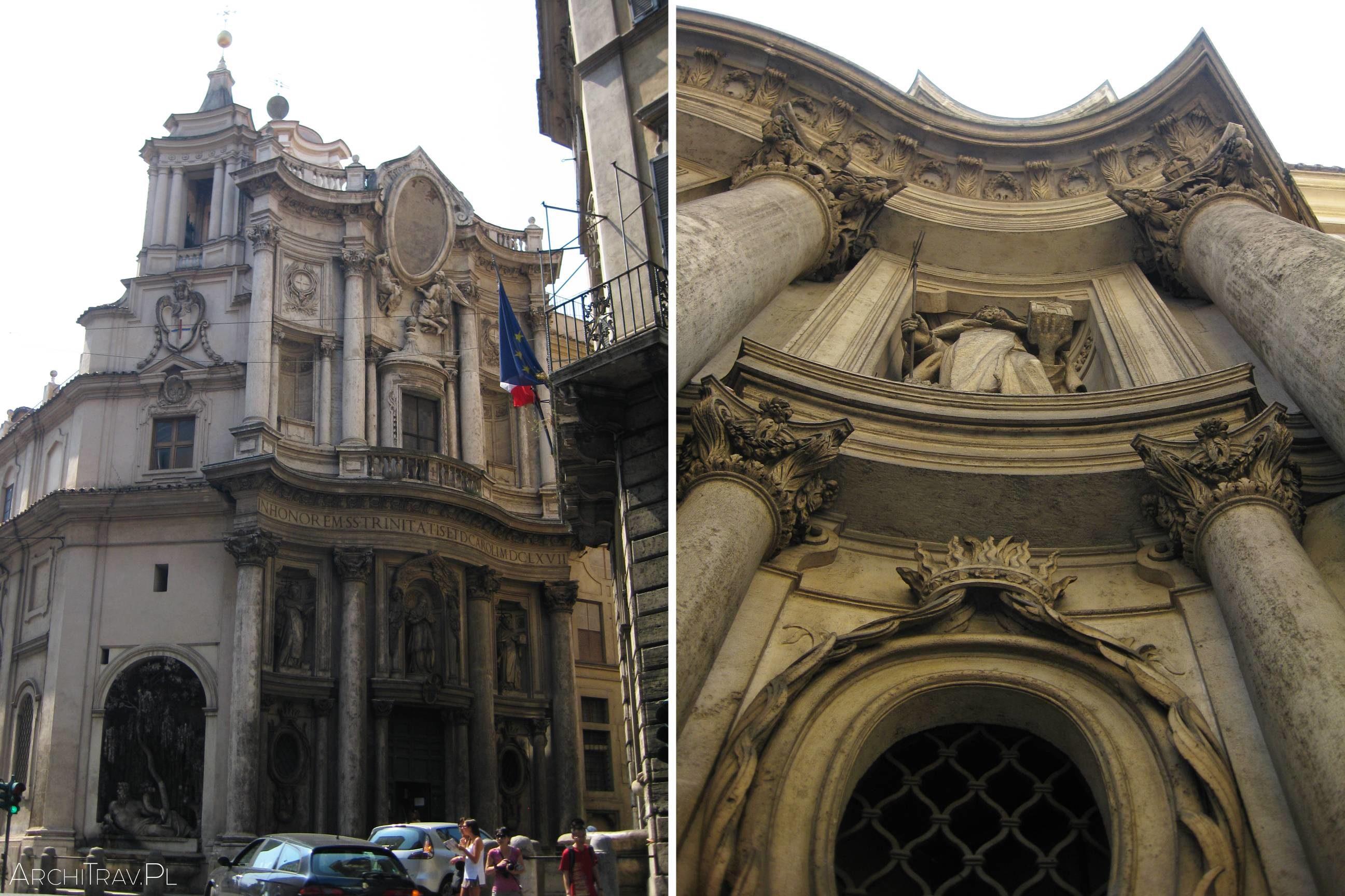 Historia Architektury Styl Barokowy Architrav